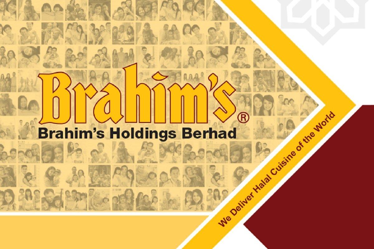 飞机餐饮公司Brahim's收到华侨银行的付款违约通知